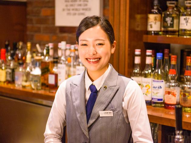 Hibiya Bar Mita: Kana Ogasawara | Time Out Tokyo