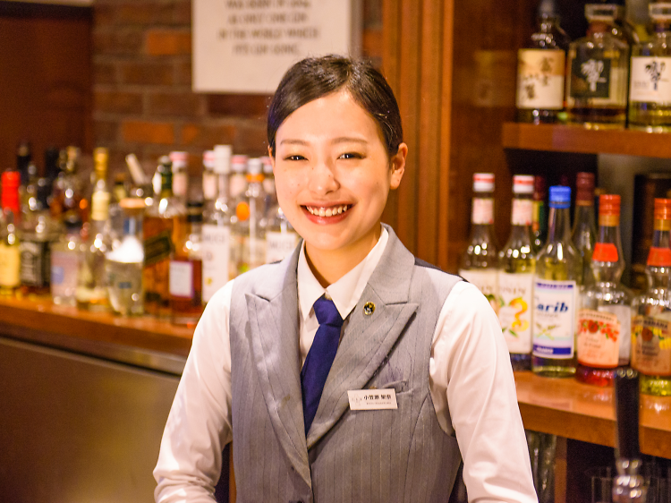 Hibiya Bar Mita: Kana Ogasawara
