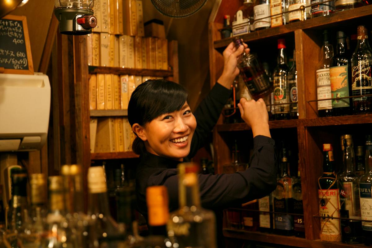Screwdriver: Keiko Tezuka | Time Out Tokyo