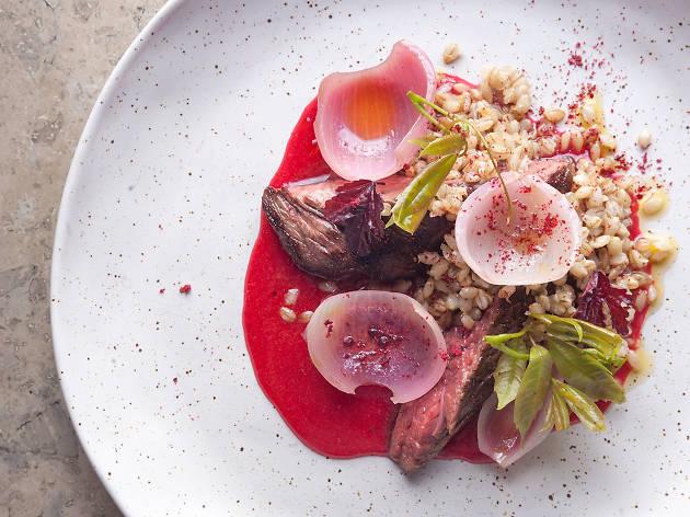 Gauge Brisbane Wild Harvest Chef Series