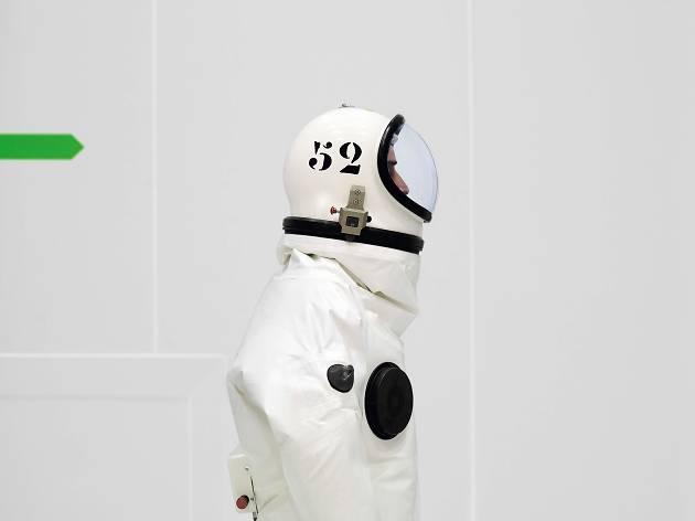 Vincent Fournier: Space Project