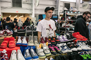 Sneaker Con Hong Kong