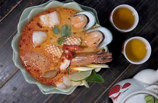 Gu Thai Noodle Cafe