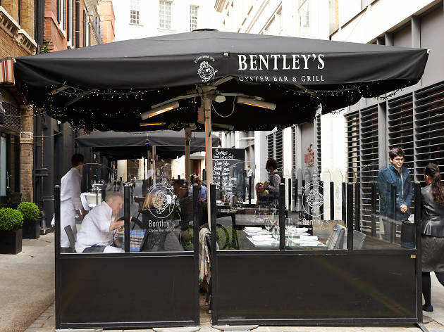 Terrace at Bentley's Oyster Bar & Grill
