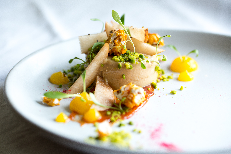 Esquina do Avesso - Parfait de foie gras