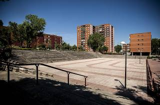 Plaza Angel Frances