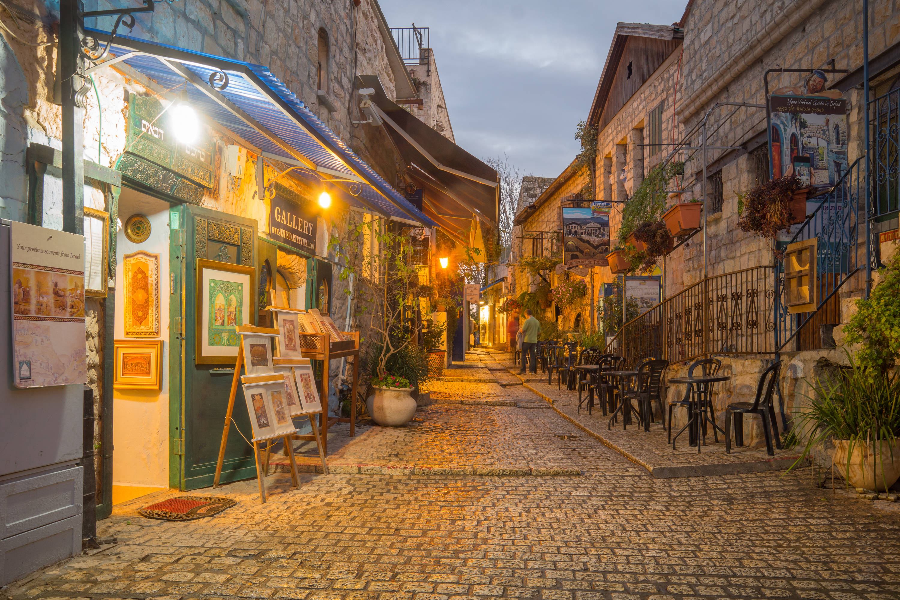 Tzfat: a guide to the mystical city