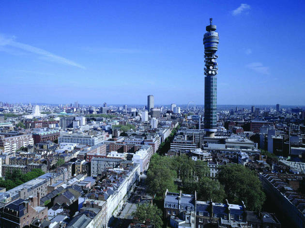 Want to go up BT Tower? The Open House ticket ballot opens tomorrow