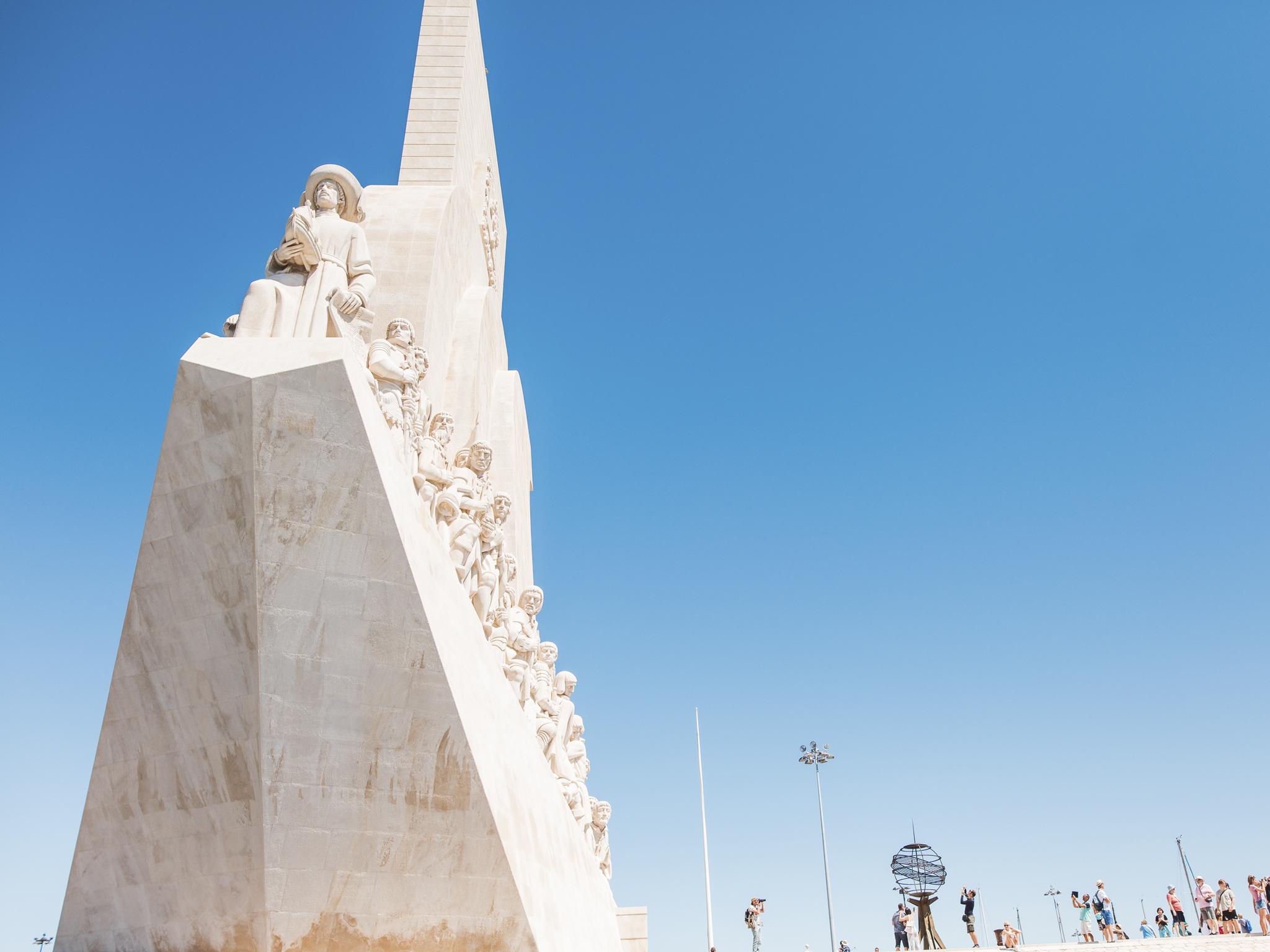 A história de Belém no Padrão dos Descobrimentos