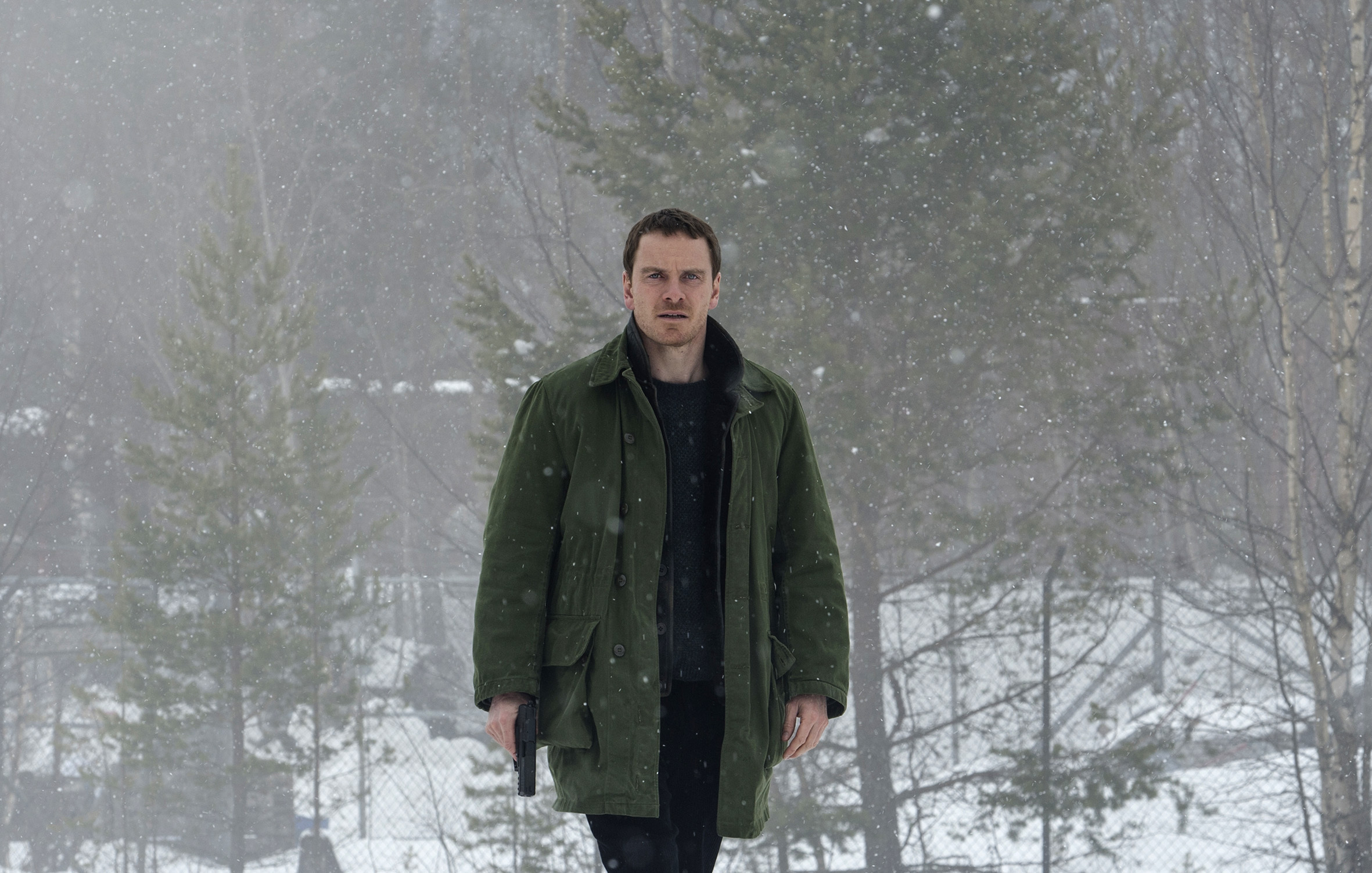 The Snowman, Michael Fassbender