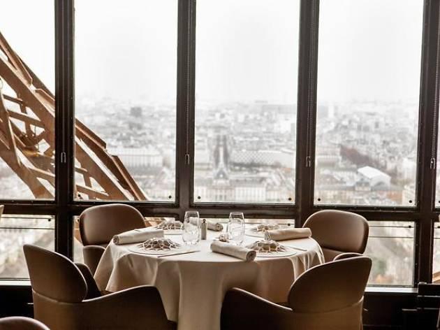 VIP Paris: Le Jules Verne at the Eiffel Tower