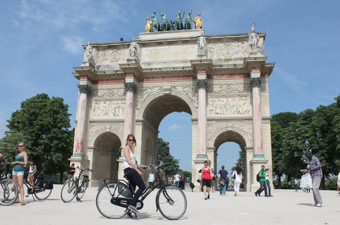 Best Paris bike tours