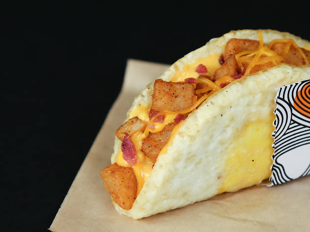 Taco Bell goes naked for breakfast; item hits menu August 31