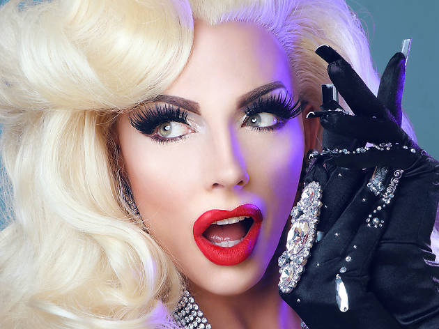 La drag Alyssa Edwards