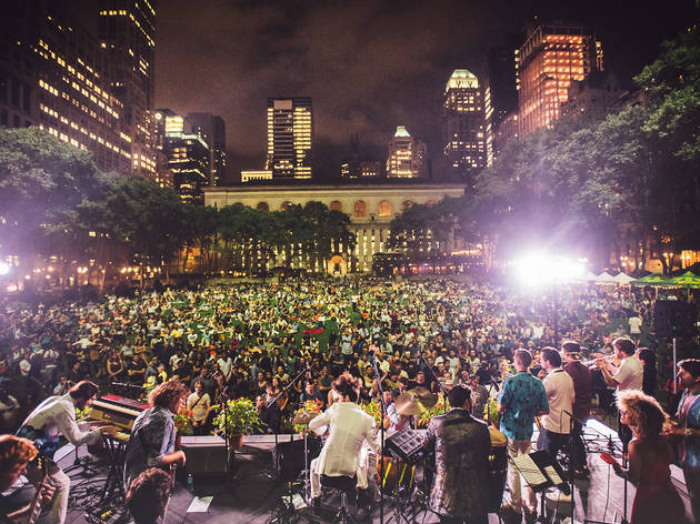 Make the end of summer count with these outdoor music festivals