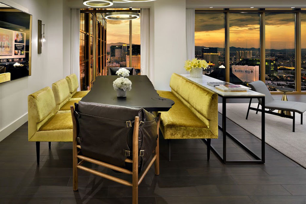 Best las vegas hotel suites you need to book right now - Delano las vegas two bedroom suite ...