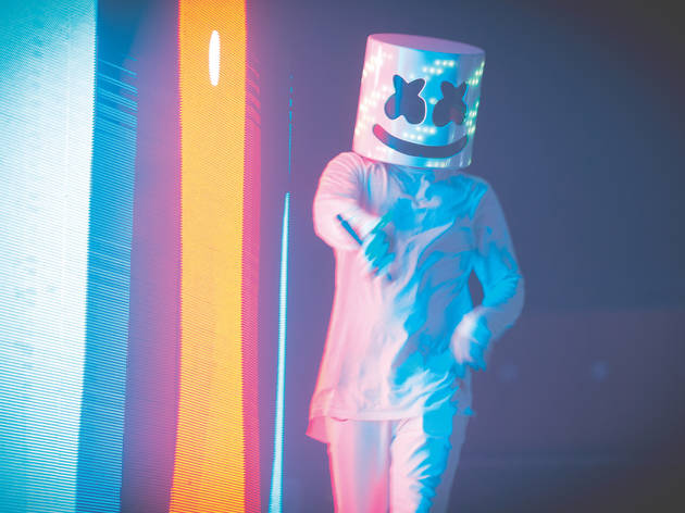 made in america 2017 marshmello