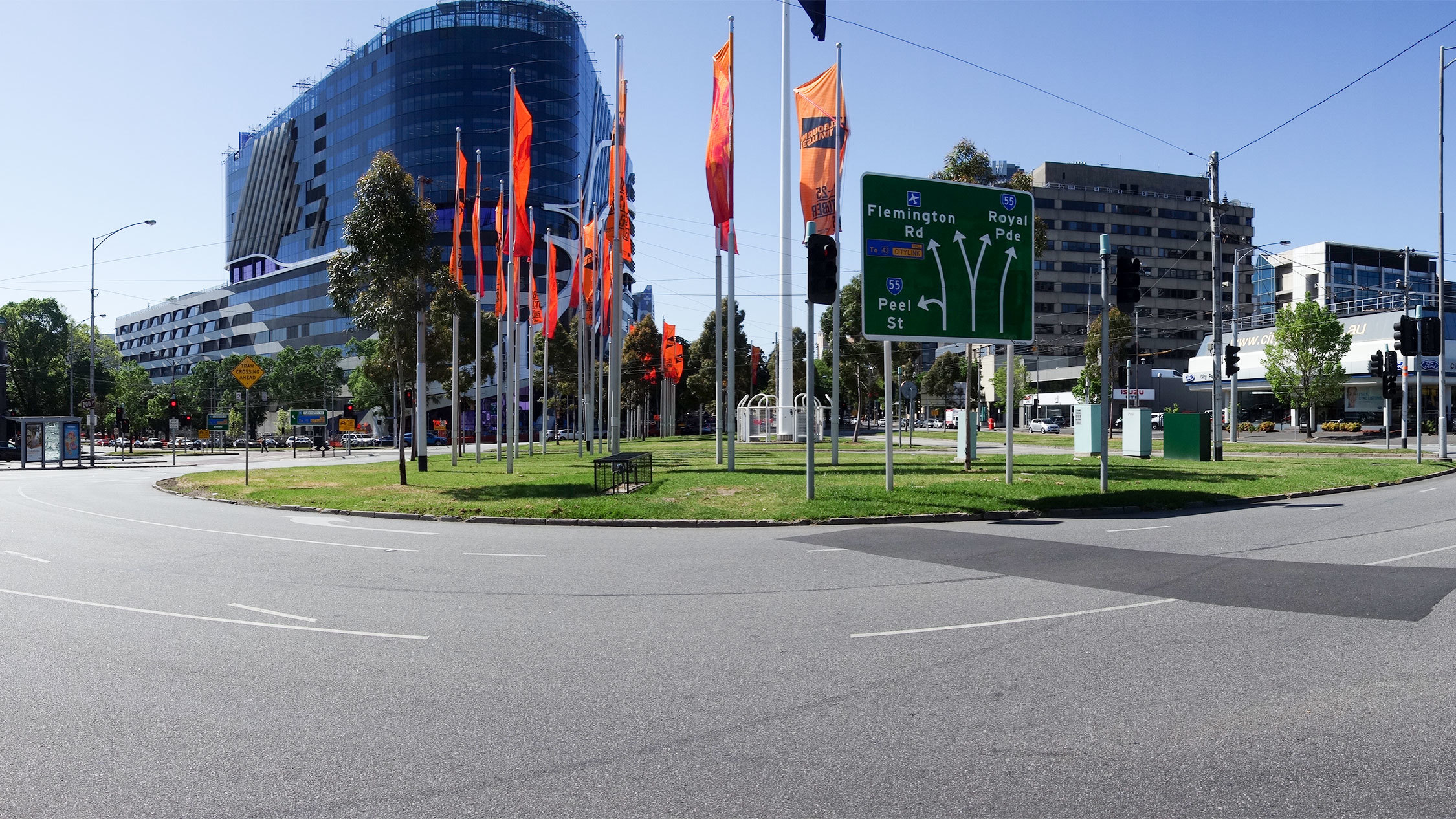 Melbourne's roundabout of death is getting another upgrade