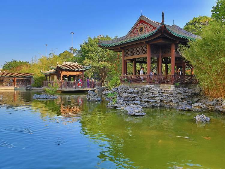 Hong Kong's best public parks