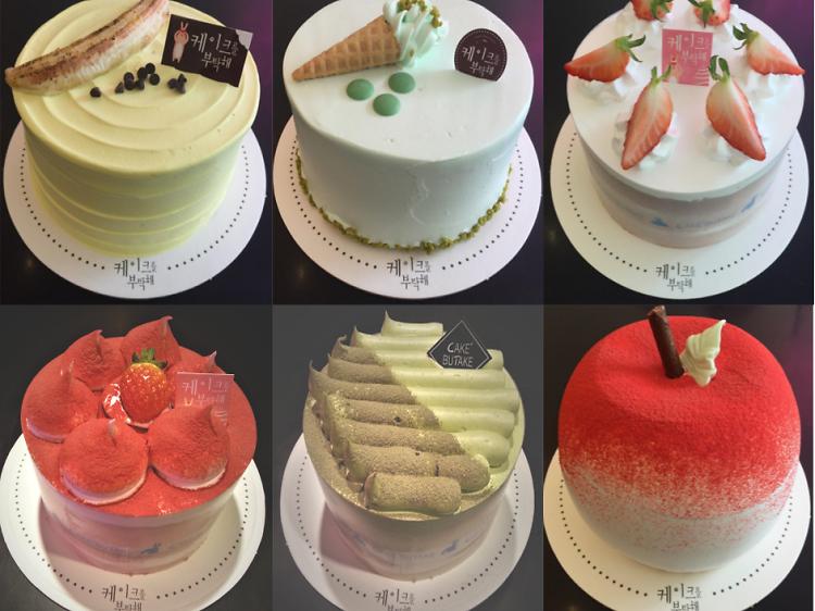가성비 갑인 '케이크를 부탁해'의 홀케이크 : 1만원