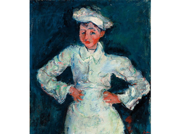Soutine's Portraits: Cooks, Waiters and Bellboys review