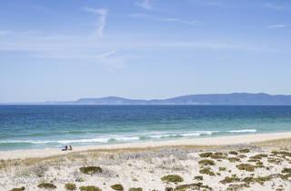 praia secreta da comporta