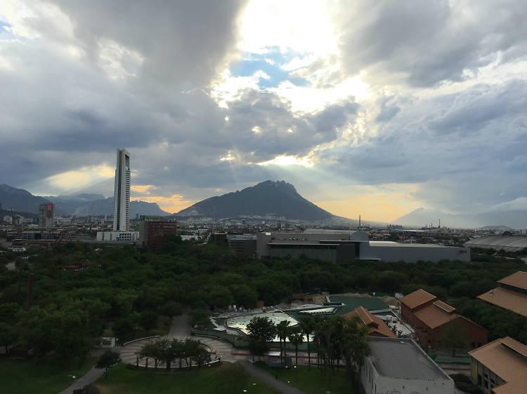 Monterrey: Parque Fundidora