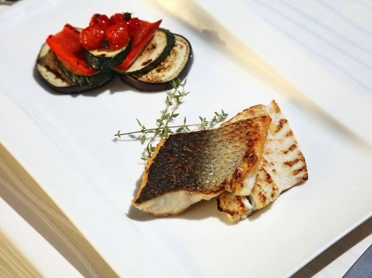 Dine classically at Proto