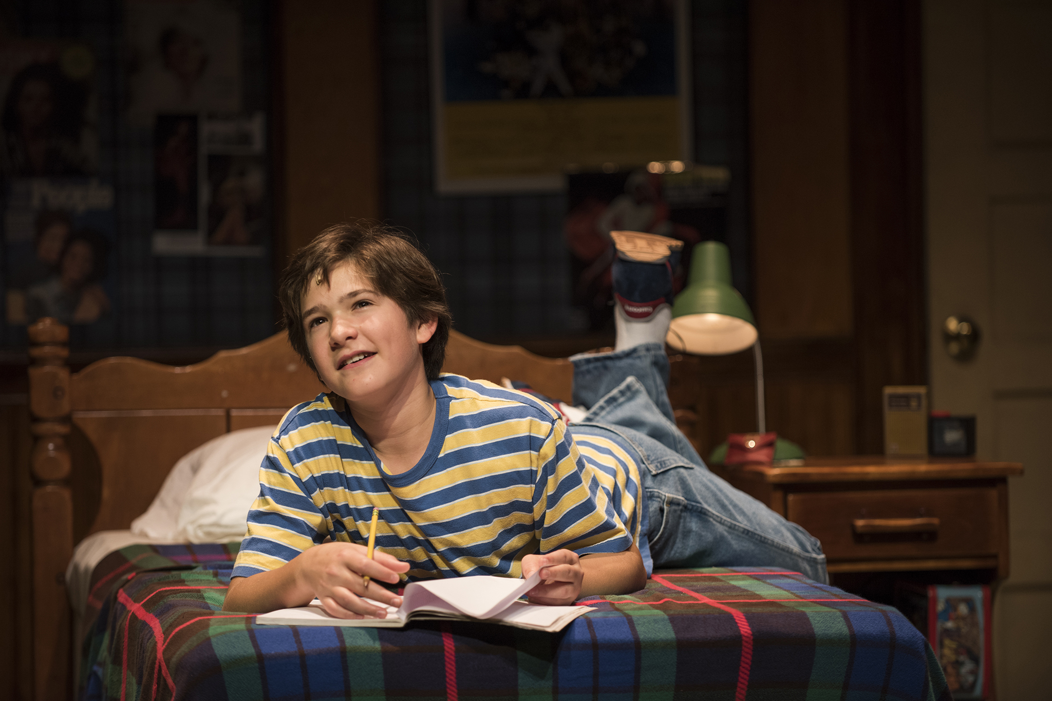 'Trevor' is an upbeat, optimistic new musical about getting past junior high