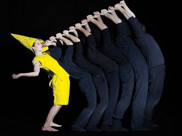 Jasmin Vardimon Company: Pinocchio