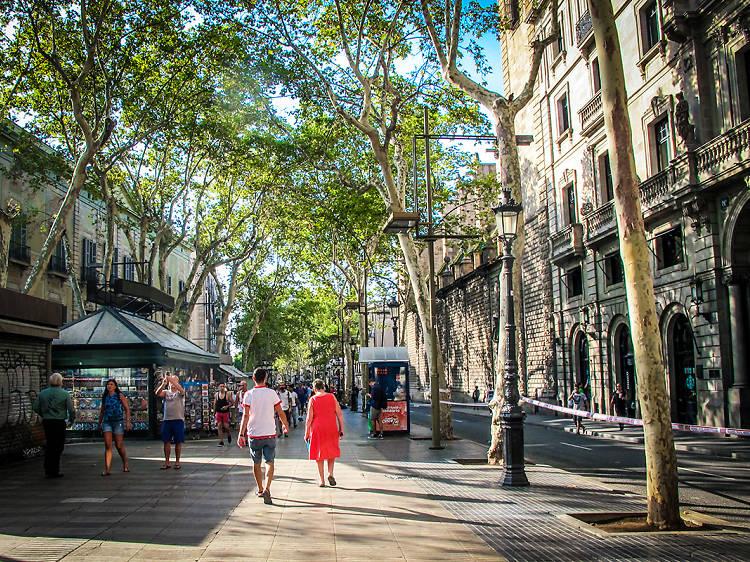 The 10 best restaurants near La Rambla