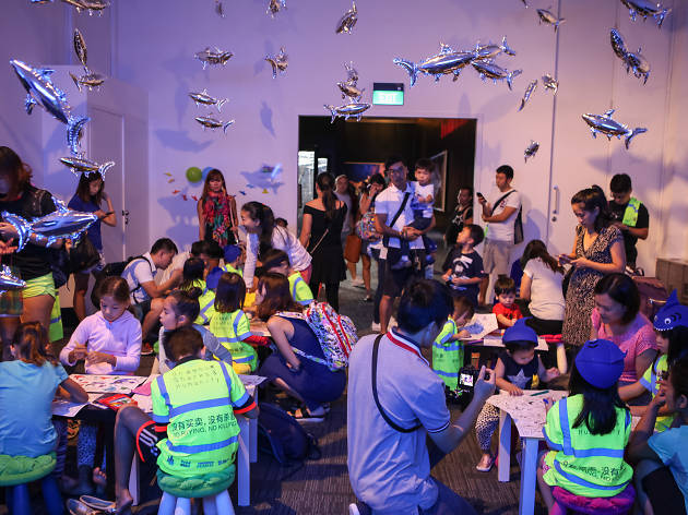 Family Day at The Parkview Museum of Singapore
