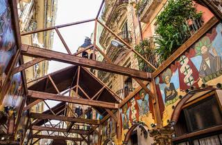 Festa Major de Gràcia 2017. Travessia de Sant Antoni.