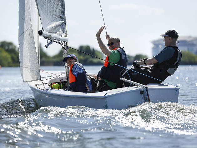 Welsh Harp Sailing & Windsurfing Club