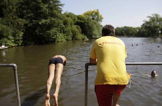 Hampstead Heath Swimming Ponds