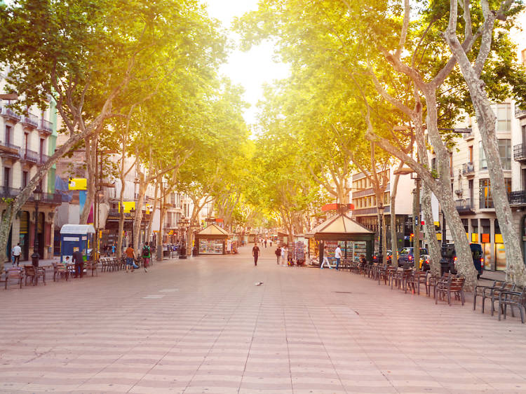 The 16 best things to do on La Rambla