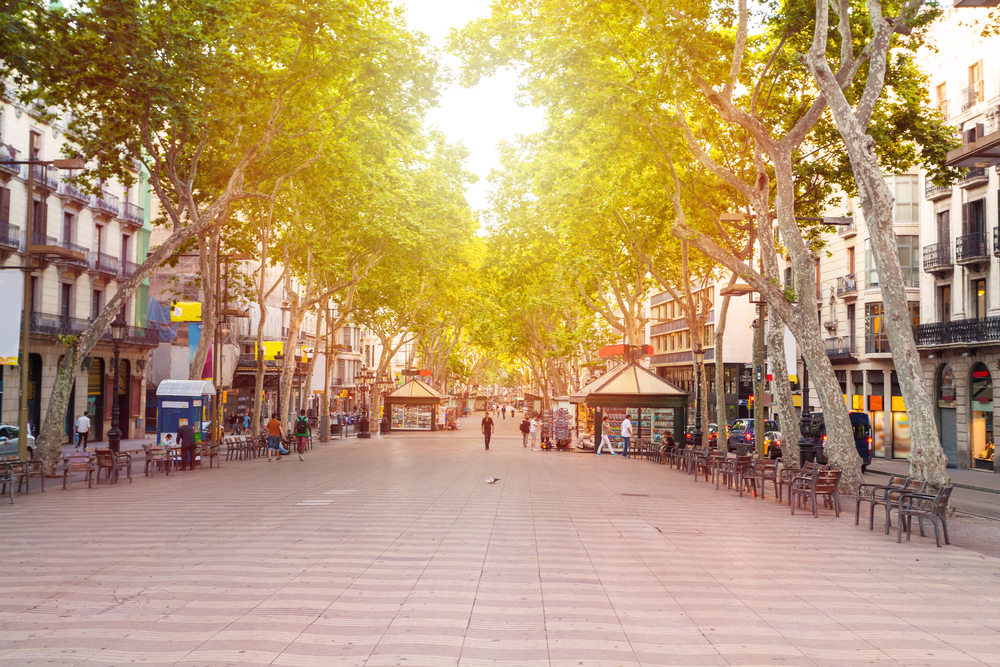 ¡Barcelona gratis!