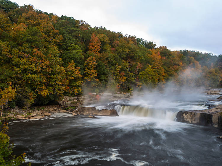 Pennsylvania: Get away from it all in the Laurel Highlands
