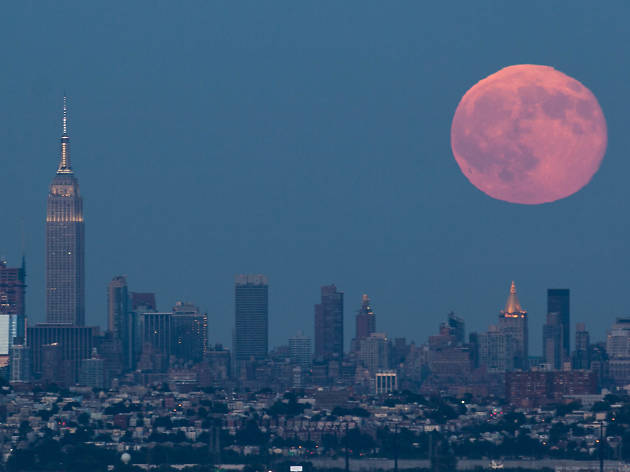 The Empire State Building will light up during the solar eclipse