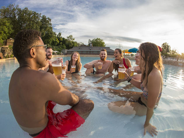 Water Park Adult Night