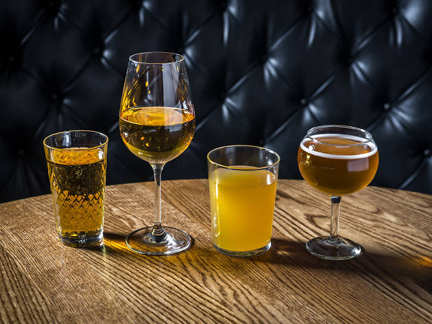 The most delicious cider drinks and dishes in NYC this fall