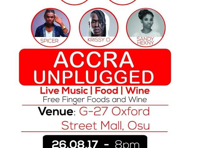 Accra Unplugged