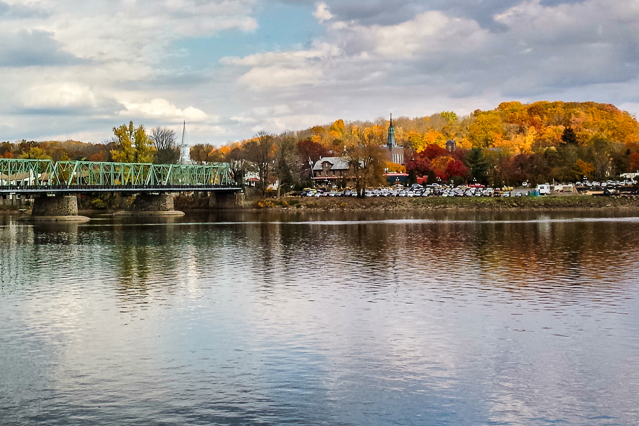 Check our guide to the best fall weekend getaways in PA
