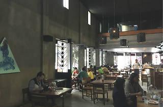 Interior Café Benito