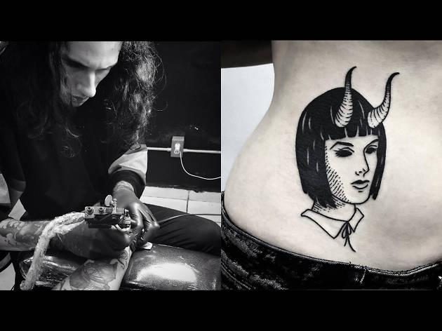 10 artistas emergentes del tatuaje en la CDMX