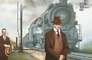 El viaje y el escritor