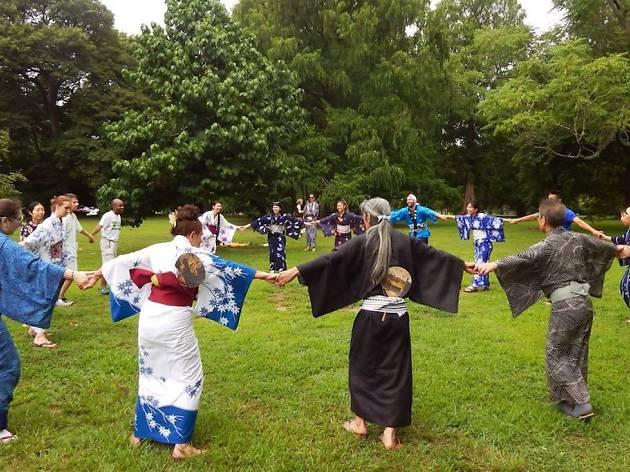 shofuso obon festival