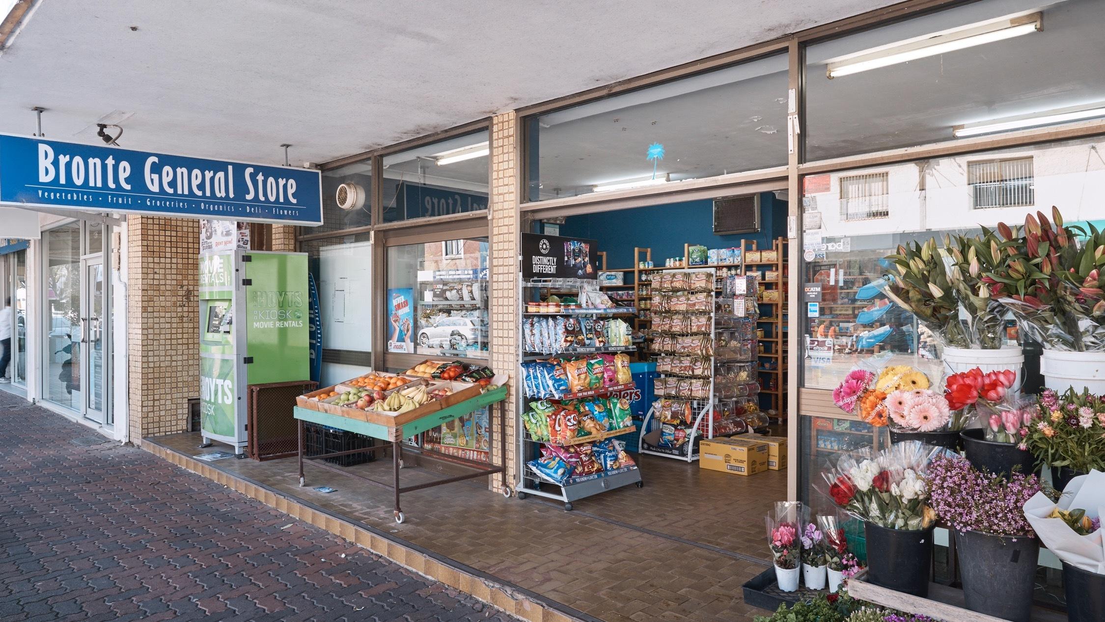 Exterior at Bronte General Store