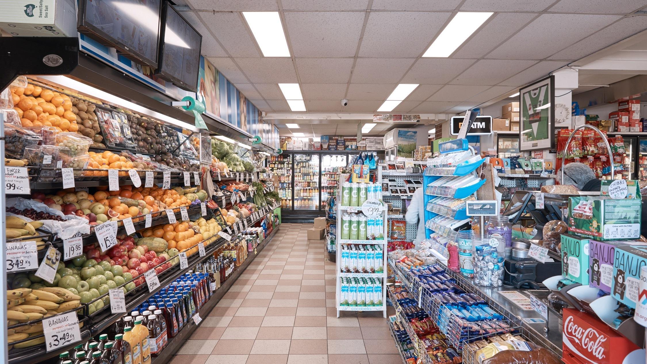 Interior at Nio and Tony's