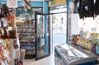 Interior at Redfern Convenience Store